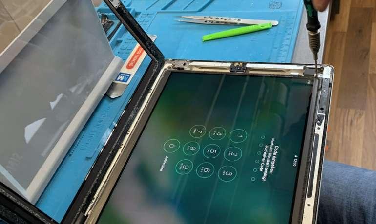 Sony Tablet Reparatur